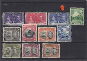 Grenada KGVI Used Collection