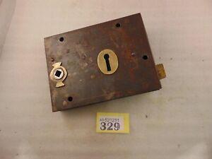 Reclaimed  Vintage Door Rim Lock 329