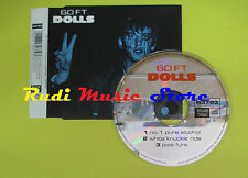 CD Singolo 60 FT DOLLS White knuckle ride 1995 ec ROUGHT TRADE no lp mc dvd(S13)