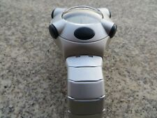 """RARE COLLECTABLE : SWATCH BEAT ALUMINIUM """"FLOATING DOT"""" YQS1000A SWISS WATCH"""