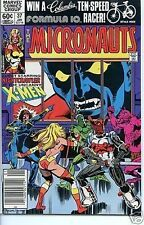 Micronauts 1979 series # 37 UPC code very fine comic book