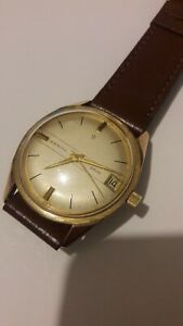 Vintage Zeniyh watch Zenith 6400 manual winding