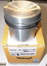"""NÜRAL Kolbensatz 0,40"""" für Rover Mini 1300 1992-2000 sowie für Cooper S + 1275GT"""
