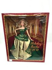 Mattel Barbie Collector 2011 Holiday Barbie New