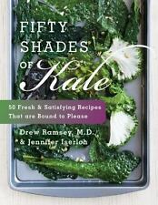 FIFTY SHADES OF KALE 50 Recipes COOKBOOK (2013) Drew Ramsey NEW book vegetarian