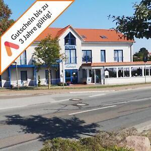 Kurzreise Ostsee Rerik Hotel Haffidyll 3- 6 Tage für 2 Personen Gutschein Animod