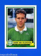 FOOTBALL 94 BELGIO Panini-Figurina -Sticker n. 211 - VAN VELDHOVEN - LOMMEL -New