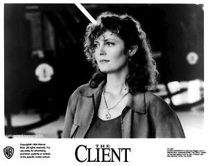 THE CLIENT Original UK cinema 1994 set of 7 press stills Tommy Le Jones Susan S