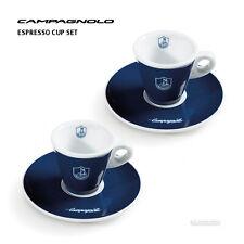 Campagnolo ESPRESSO Barista Cup & Saucer : Set of 2