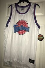 SPACE JAM TUNE SQUAD #0 Basketball Jersey LARGE NEW