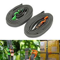 Tension Belt 2.5m Lashing/Luggage Belt Tether hook Quick Strap Lashings typ D1A7