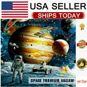 Planets in Space * 1,000 pc * Jigsaw Puzzle