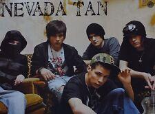 Nevada tan/panique-a4 poster (environ 21 x 28 CM) - captures fan collection NEUF