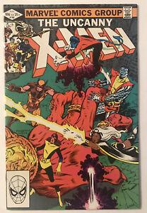 The Uncanny X-Men #160 - 1st App Adult Illyana (Magik) - Marvel Comics