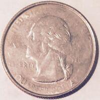 1999-P  NEW JERSEY  WEAK STRIKE OBVERSE & REVERSE  MAJOR ERROR  NICE COIN  #249
