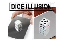 MAGIC DICE ILLUSION TRICK - AS SEEN ON TV
