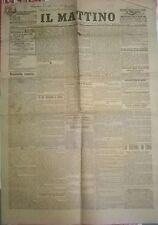 IL MATTINO 20-21 SETTEMBRE 1900 IL XX SETTEMBRE A ROMA - LA GUERRA IN CINA N.781