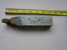 """New listing 1-1/4"""" Braised carbide tipped Lathe Tool Bit"""