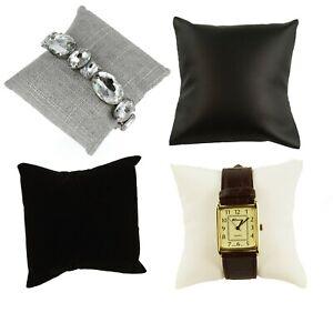 Jewellery Display Pillow - Bracelet Bangle Watch Showcase Cushions 3/4/5 Inch