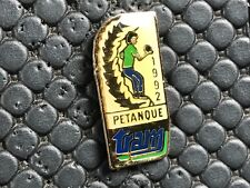 PINS PIN BADGE SPORT PETANQUE TRAM