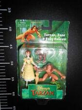 🎌 Disney Tarzan Jane Baby Baboon action figure Mattel Pvc Japan 🎌