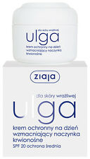 Ziaja 00461 relief for sensitive skin day protective cream strengthening blood