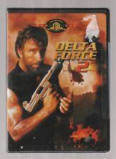 DELTA FORCE 2  Chuck Norris John P. Ryan Billy Drago DVD NEW