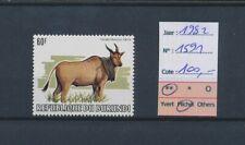 LM12911 Burundi 1982 wildlife animals fine lot MNH cv 100 EUR