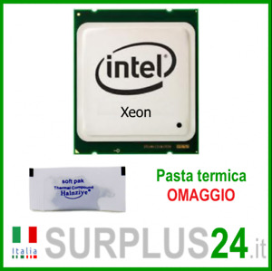 CPU INTEL XEON E5-1603 QUAD CORE SR0LA 2.80GHz 10M LGA 2011 Processor