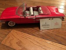 Franklin Mint 1960 Chevrolet Impala 1:24 scale