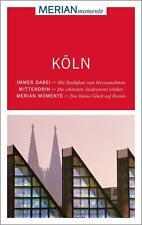 MERIAN Reiseführer Köln +Stadtplan herausnehmbar, wie neu, UNGELESEN, PORTOFREI
