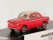 NSU - FIAT Weinsberg 500 Red 1960 PremiumX 143 Ref 0021