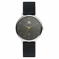 DANISH DESIGN WOMEN'S WATCH 3324605 Date Leather Wrist Band