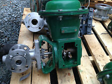 FISHER V150 1 INCH CLASS 150 2052 ACTUATED VALVE
