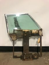 Facel Vega Excellence Rear Passenger Side Window Assembly -USED- Good Condition