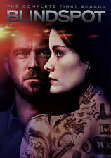 Blindspot: The Complete First Season One 1, DVD, Brand New