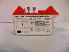 MTL 728+ Shunt-Diode Safety Barrier BAS01ATEX7202 28V