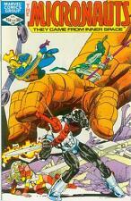 MICRONAUTI # 40 (Gil Kane) (USA, 1982)