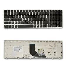 TASTIERA PER HP EliteBook 8560p 8570p Probook 6560 6560p Tastiera