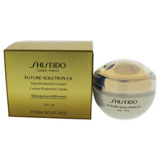 Future Solution LX Total Protective Cream SPF 20 by Shiseido for Unisex - 1.8 oz
