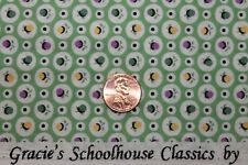 """AUNT GRACE """"SCHOOLHOUSE CLASSICS"""" QUILT FABRIC 1930's BTY FOR MARCUS 0549-0314"""