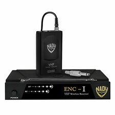Nady Encore I GT Wireless Electric / Bass Guitar System (New)