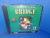 Hoyle Bridge PC CD ROM Windows 95/3.1 B452