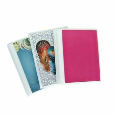 4 x 6 Photo Albums Pack of 3, Each Mini Photo Album Holds Up to 48 4x6 Photos...