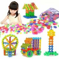 Snowflakes Connect Engineering Toy Building Learning Educational Toys Creativity
