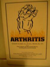 Arthritis: About osteoarthritis and rheumatoid dis