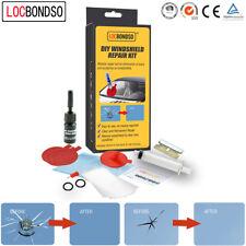 DIY Car Windscreen Windshield Repair Kit Auto Wind Glass Chip Crack Restore Tool