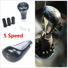 POLISHED ALUMINIUM UNIVERSAL GEAR KNOB METAL LUISI FITTING KIT SPORT ACCESSORY