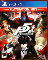 Persona 5 (Sony PlayStation 4, 2017) PS4 NEW