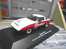 MAZDA RX-7 RX7 Wankel Racing TWR #20 Pery 1980 BTCC Champion Pentax IXO At 1:43